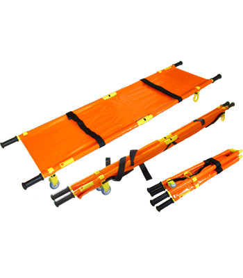 code 0402 Stretcher lengthwise and crosswise folding NPPS-MM
