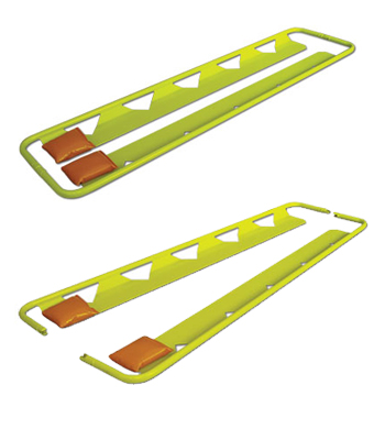 code 0501 Stretcher bucket (orthopedic) NKRZH-MM